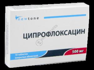 Ciprofloxacin presentation